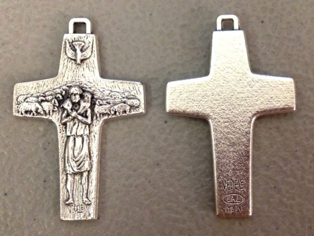 Catholic small Religious oxidized Italian crucifixes and rosary centerpieces, center pieces and rosary parts for making Catholic rosaries - Buy Bulk Wholesale Online