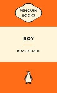 Boy  is the story of Roald Dahl's very own boyhood, including tales of sweet-shops and chocolate, mean old ladies and a Great Mouse Plot – the inspiration for some of his most marvellous storybooks in years to come.