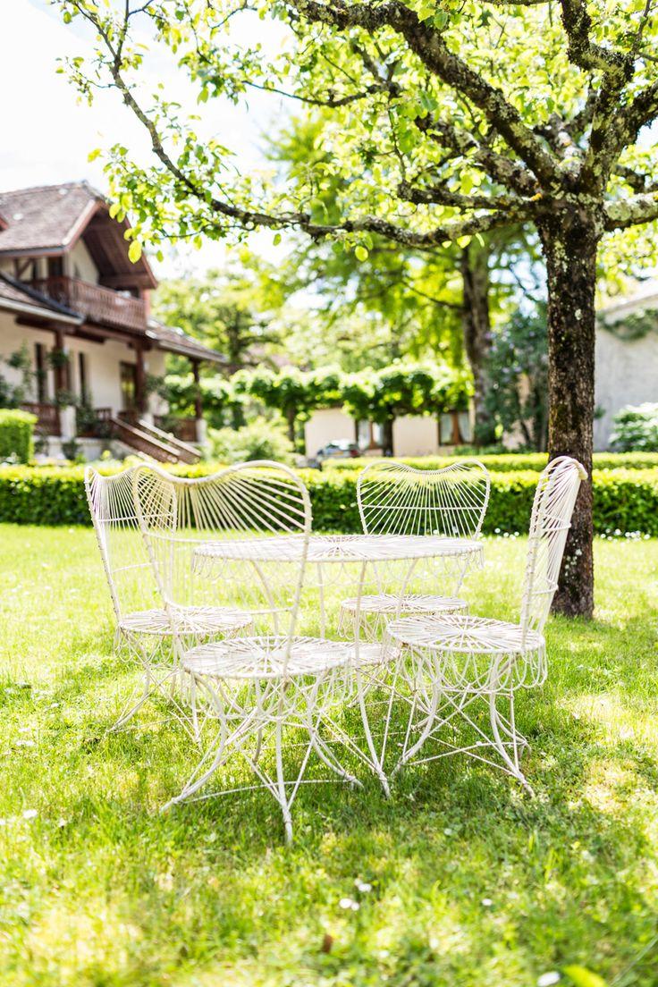 Le Jardin #chateauhotelscollection #talloires #annecy #lake #lac #mountains #montagne #detente #loisirs #vacances #garden