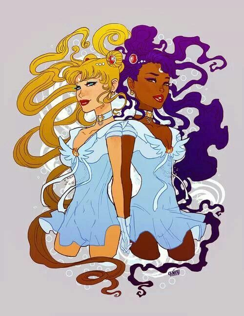 118 Best African American Anime Images On Pinterest