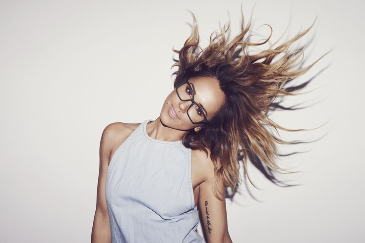 Pip Edwards wearing Cheap Monday CASTOR frames available exclusively at Specsavers SKU 25664942