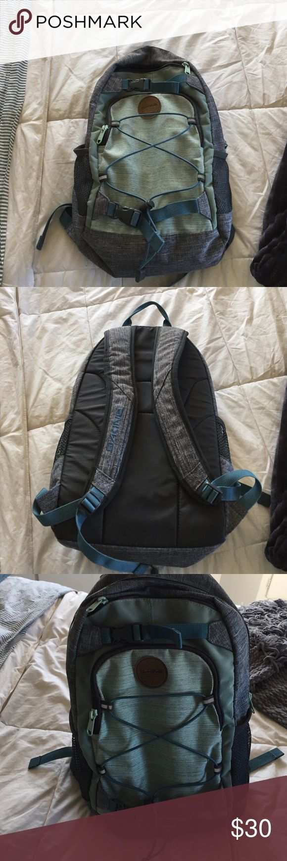 Dakine backpack I bought this for school and I never ended up using it! I used it a couple times when I went  hiking or running! Dakine Bags Backpacks