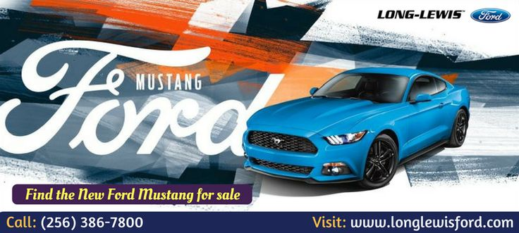 Are you looking to buy New Ford Mustang 2015? Discover more about the design, performance, driving experience and safety & security of the New Ford Mustang here. For more information, Call: (256) 386-7800 or visit: http://www.longlewisford.com