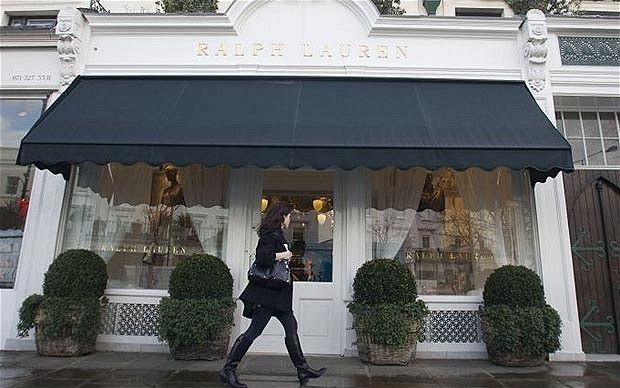 storefronts ralph lauren | Ralph Lauren men's jumper is £120 in London but £63.48 in New ...