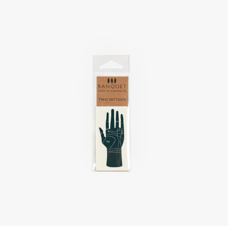 Individual Medley | Shop | Temporary Palm Tattoo