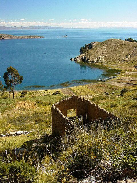 Lake Titicaca, Copacabana, Bolivia. Photo: Adam Jones Ph.D. - Global Photo Archive via Flickr