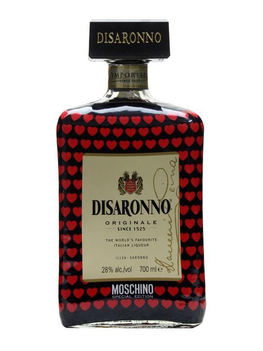 disaronno amaretto | Amaretto Disaronno / Moschino Edition