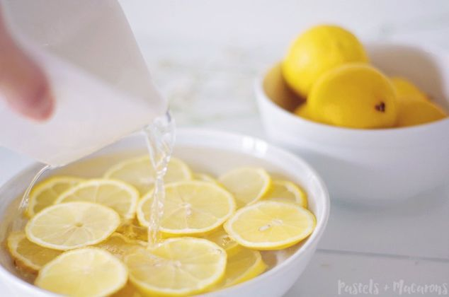 how to deep clean your microwave naturally from this to sparkling, appliances, cleaning tips, how to