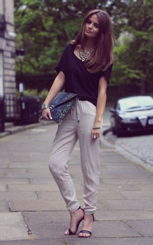 With Love From Kat // Must Have: Slouchy Pants