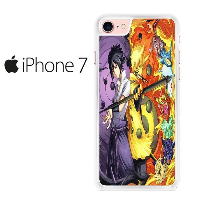 Naruto Dan Sasuke Rikudo Sennin Iphone 7 Case