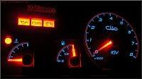 Renault Clio Williams 'plasma dial' kit