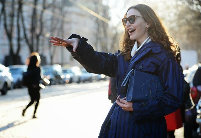 Serendipity: STREET STYLES FROM MILANO FASHION WEEK