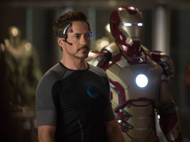 New 'Iron Man' augmented reality technology could help surgeons and firefighters, say scientists. The Independent covers an exhibit currently showing at the Royal Society Summer Science Exhibition 2015.