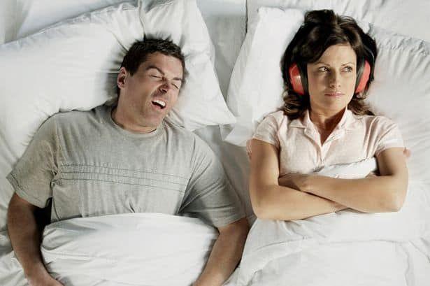 A number of factors contribute to who snores and why, including your sleeping positions, diet, weight, mouth dryness and alcohol consumption, but these remedies can help you or your partner.