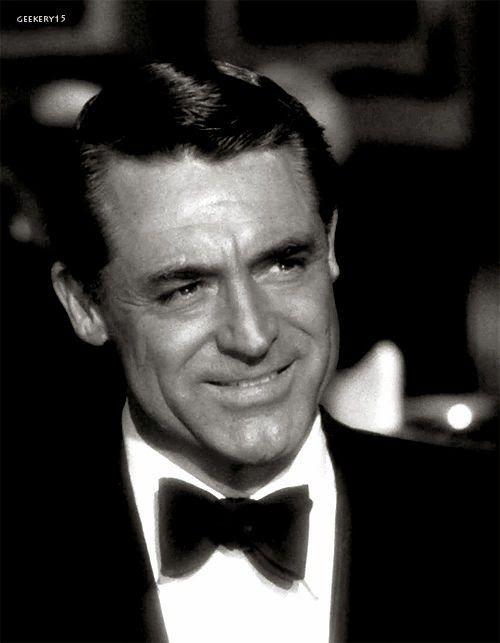Ahí van unas cuantas frases de Cary Grant o de otras personas sobre el....