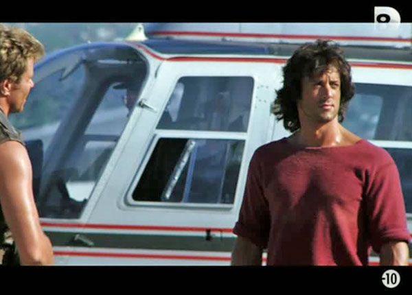 sylvester stallone photos | Rambo 2 : une mission réussie pour D8 et Sylvester Stallone