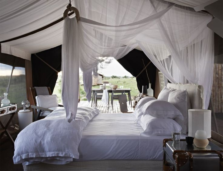 Travel And Trade South Africa SINGITA LODGE OPENS A NEW TENTED CAMP IN TANZANIA