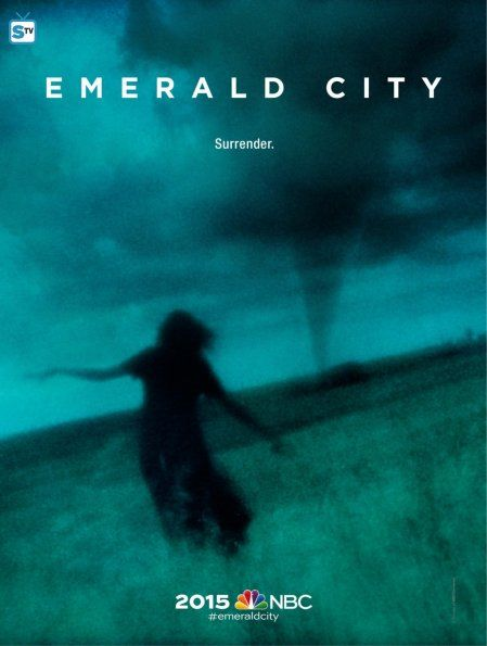 Emerald City - First Look Promotional Poster