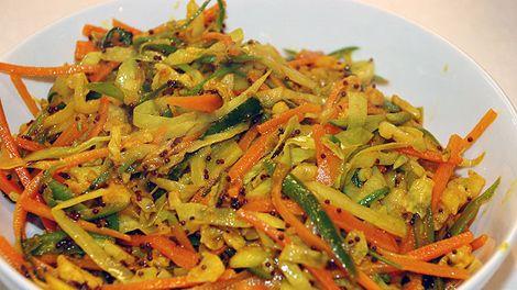 Pickled vegetables  recipe (achard)