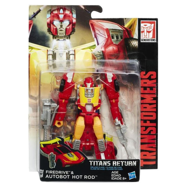 Transformers Titans Return Deluxe Wave 6 Set of 3 #transformer