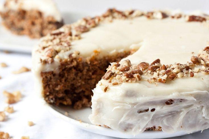 Mrkvový koláč - Jana Earl - Fitness & Nutrition