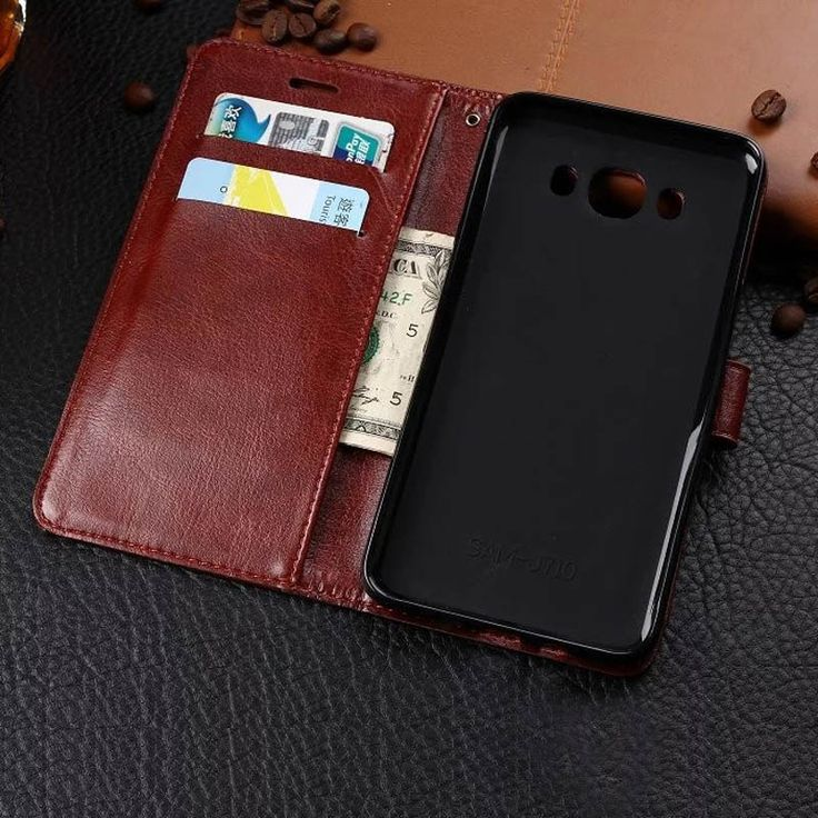 Promotion Original PU Leather Case For Samsung Galaxy New J7 J5 J3 2016 Phone Cover Multifunctional. Click visit to buy #WalletCase #Case