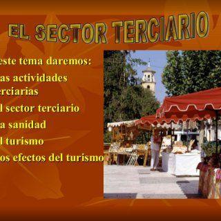 En este tema daremos:  Las actividades terciarias  El sector terciario  La sanidad  El turismo  Los efectos del turismo EL SECTOR TERCIARIO   Tema 6: Los. http://slidehot.com/resources/e-l-s-e-c-t-o-r-t-e-r-c-i-a-r-i-o.65573/