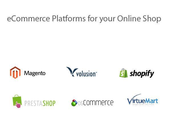 Choosing an eCommerce Platform for your Online Shop