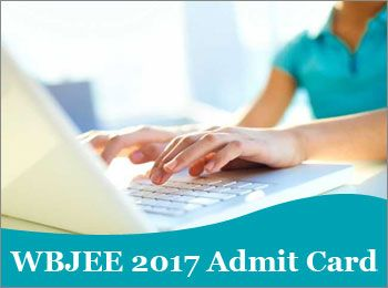 The admit card of WBJEE 2017 will be released by West Bengal Joint Entrance Examination Board (WBJEE) in online mode on April 10 2017. And for more visit at http://www.entrancezone.com/engineering/wbjee-2017-admit-card/