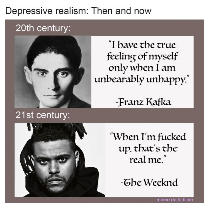 The Evolution Of Existentialism 9gag Philosophy Memes Boxing Quotes Philosophy Quotes