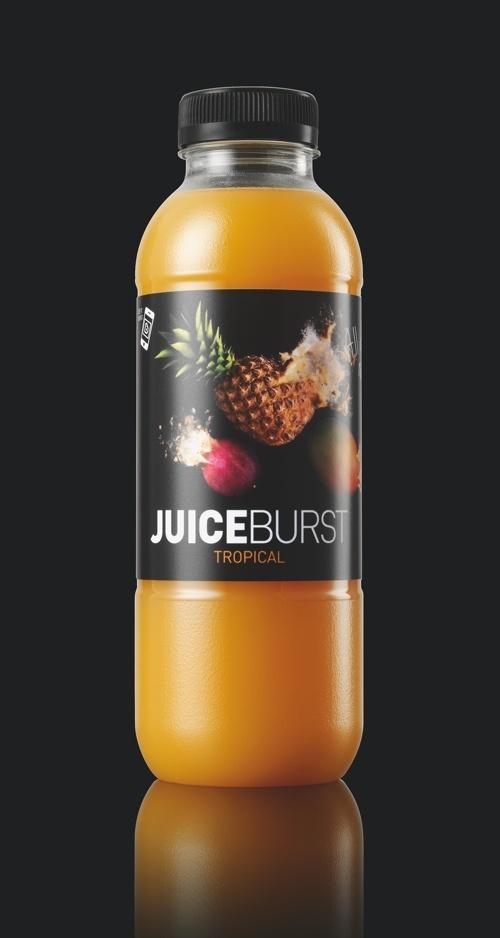 JuiceBurst Tropical
