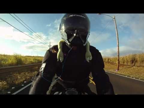 Darth Vader Custom Motorcycle Helmet