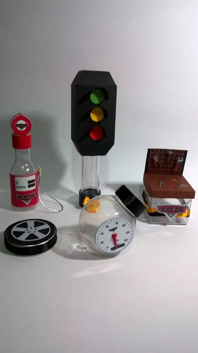 festa carros caixa bomba de gasolina