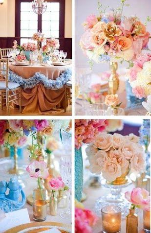 カラフル 結婚式 - Google 検索