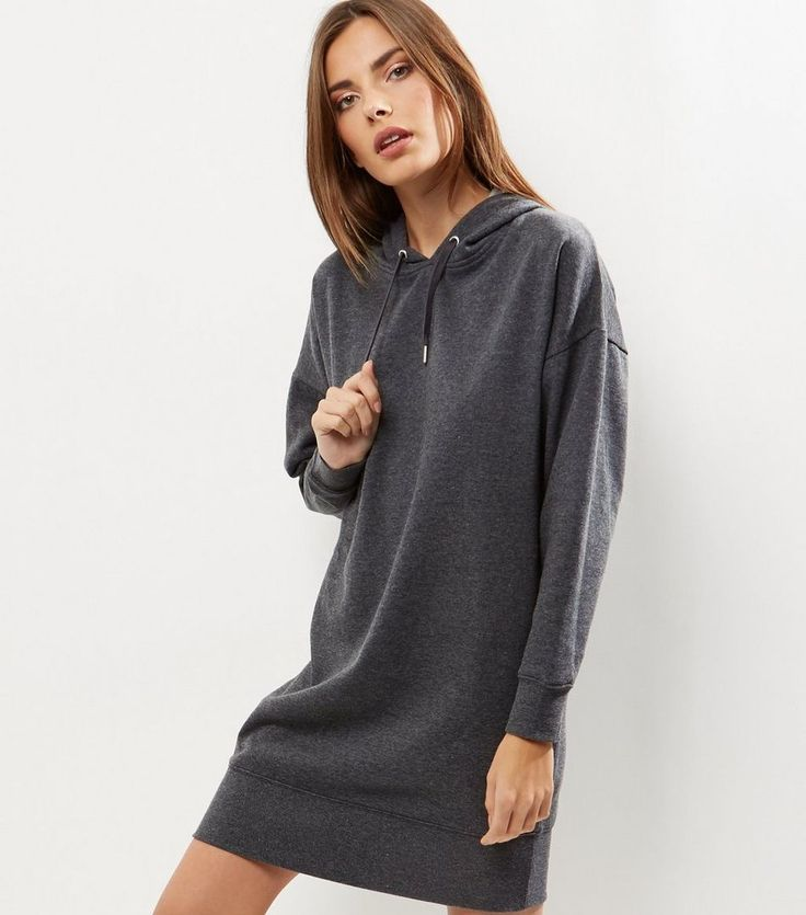 Hoodie Dress Outfit Ideas