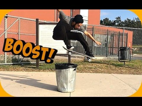 Skate Hacks: How to Ollie Higher