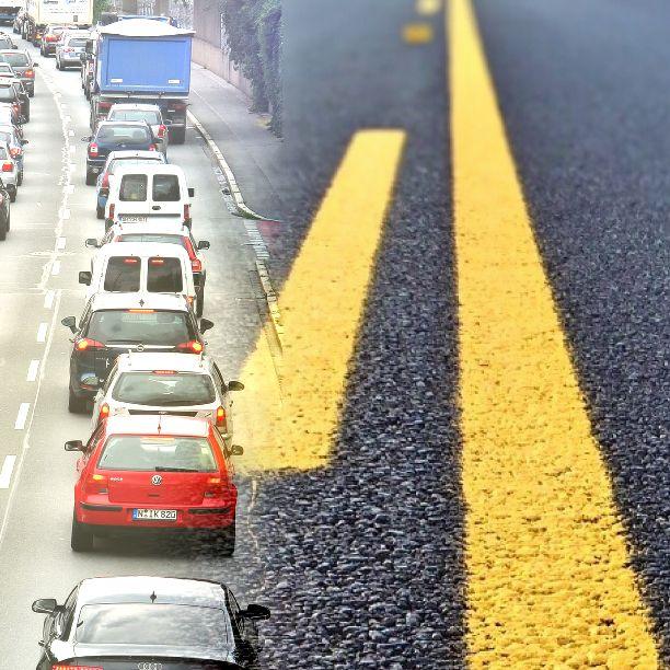 Un'idea per facilitare il trattamento del manto stradale