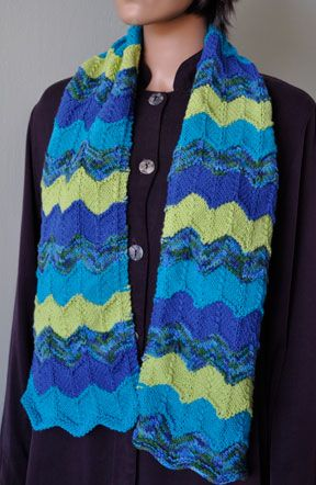 1000+ images about Knitted chevron scarf on Pinterest Chevron scarves, Chev...