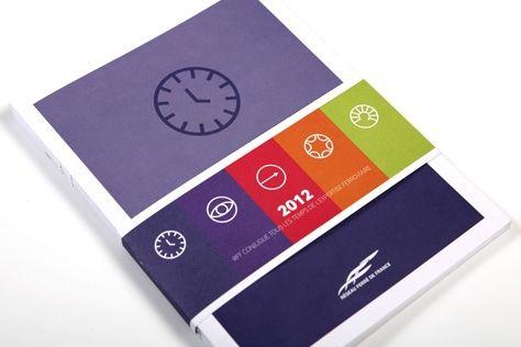 """TOP/COM Grand Prix ARGENT  Section #Edition   Catégorie Rapport Annuel  Entreprise ou Organisme Non Coté  RFF - Aristophane """"RFF Rapport Annuel et Développement Durable 2012"""""""