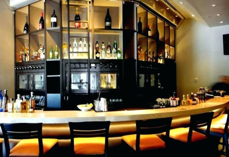 Amazing Ideas Restaurant Bar Home Bar Designs Back Bar Design