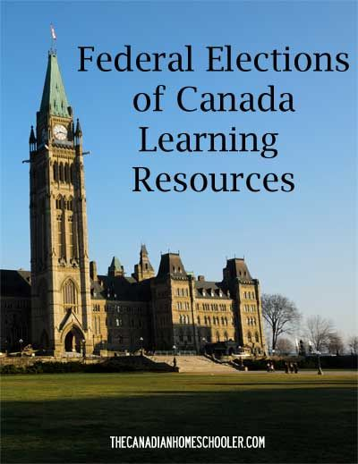 Federal Elections Learning Resources