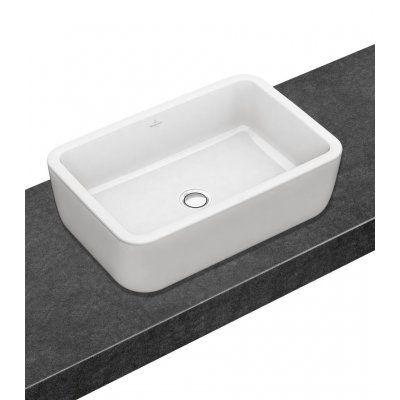Villeroy & Boch Architectura umywalka stojąca na blacie 600x400 mm 41276001