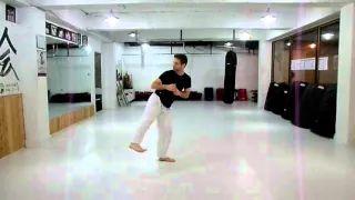 Reverse turning kick tutorial - Bandae Dollyo Chagy - Ushiro Mawashi Geri  #taekwondo #taekwon #martialarts #kick #santiagopinto #ITF #reverseturningkick #tutorial #howto #ushiromawashigeri #karate #kyokushin #shinkyokushin