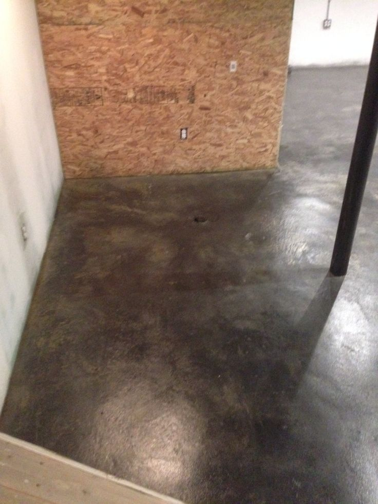 video how to clean concrete with muriatic acid