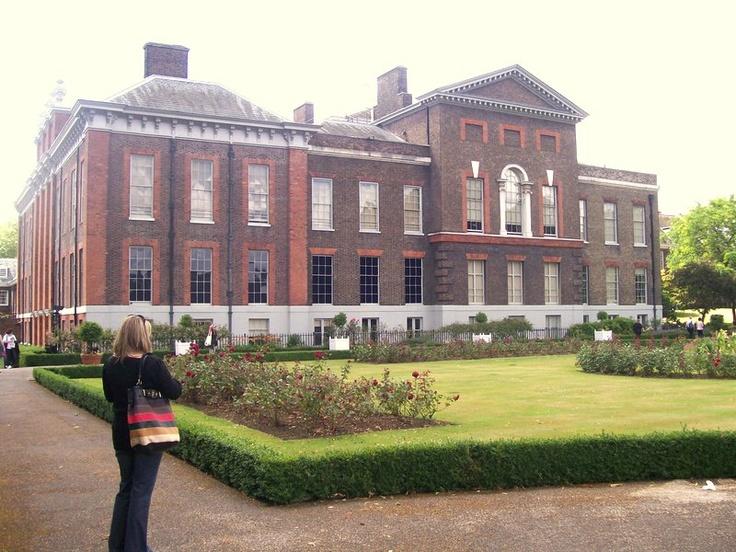 Kensington Palace One Time Home Of Princess Diana