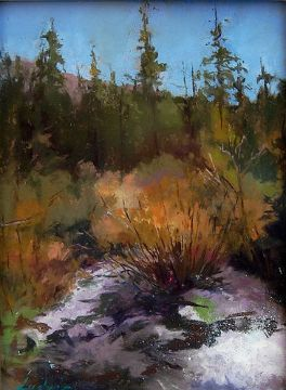 Images Of Pastel Paintings By Terry Ludwig