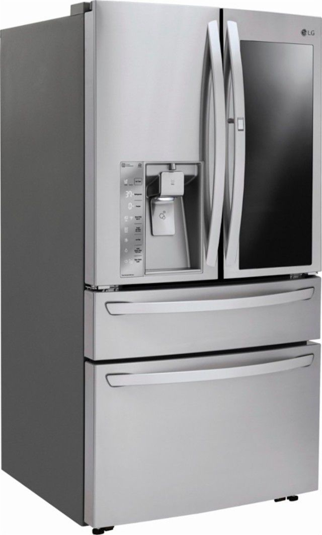 The 7 Best Smart Fridges of 2020 | French door refrigerator ...