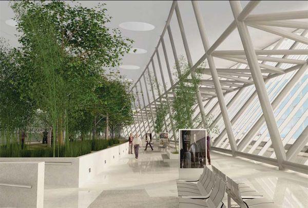 ARQA - Aeropuerto Internacional de Carrasco, nueva terminal