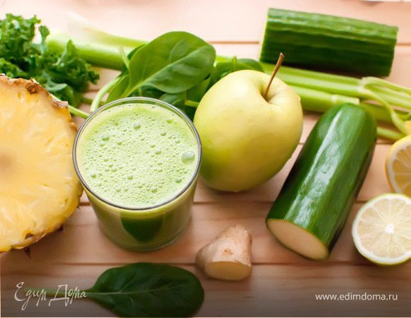 Вкусные и простые смузи: рецепты с фото
