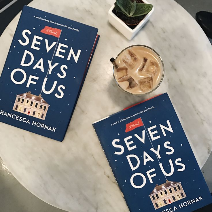Enter our book club sweeps for a chance to win up to 10 copies of SEVEN DAYS OF US by Francesca Hornak!